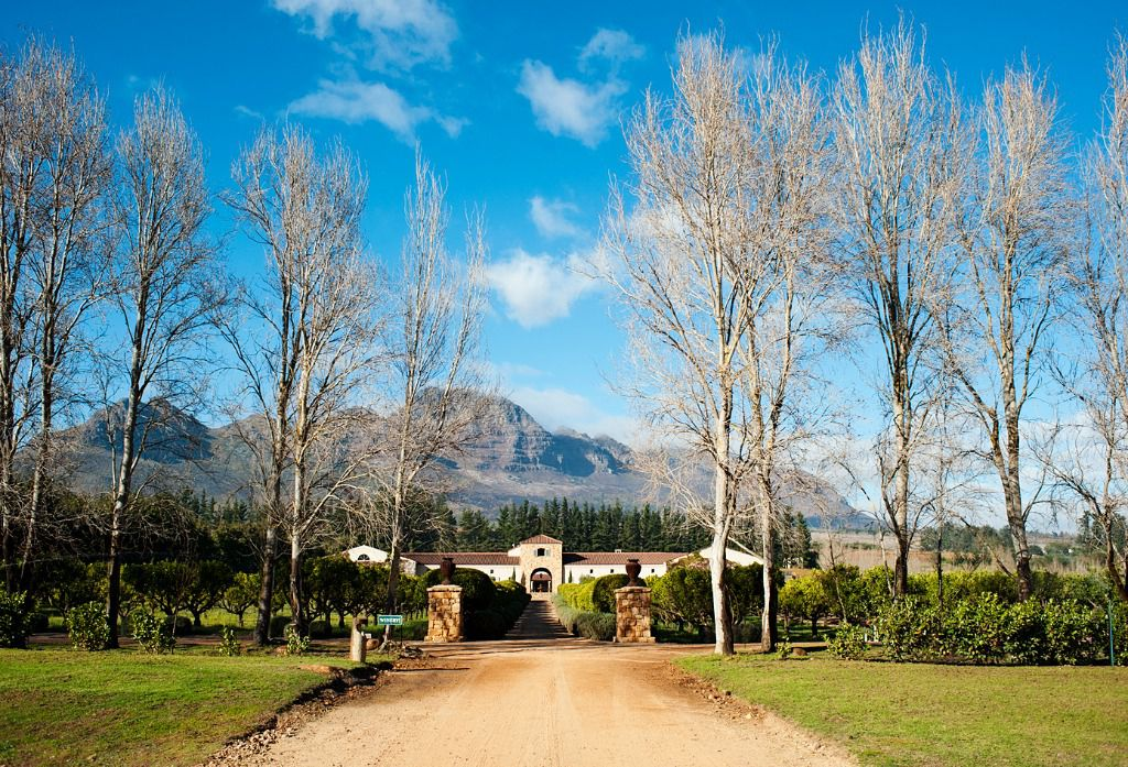Waterford: Shoot My House Farm Location Stellenbosch