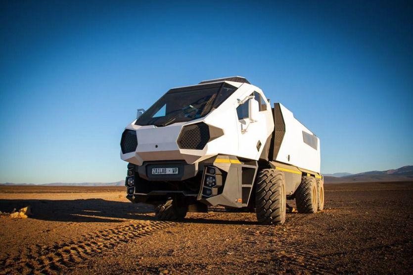 Zaitruck Modern Space Truck Montague Gardens Cape Town