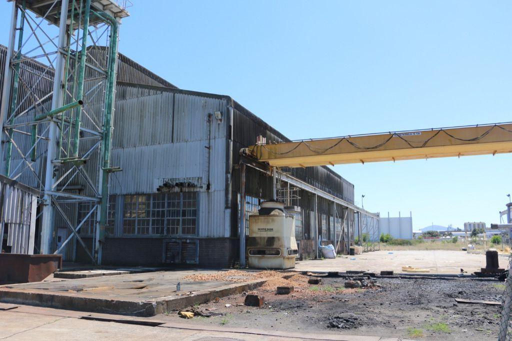 Atlantis Forge: Shoot My House Commercial Warehouse Location Atlantis Cape Town