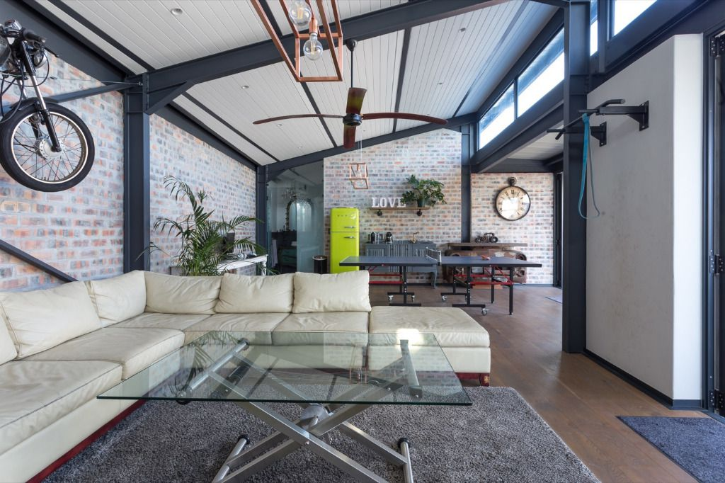 Galp House: Shoot My House Apartments Contemporary Location Claremont Lynfrae Cape Town