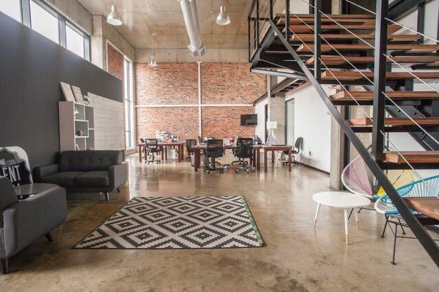 Hi Tech: Shoot My House Contemporary Office Location CBD Cape Town