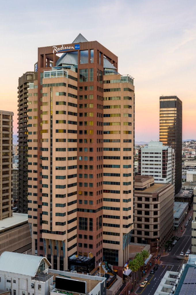 Radisson Blu Hotel: Shoot My House Commercial Contemporary Location CBD Cape Town