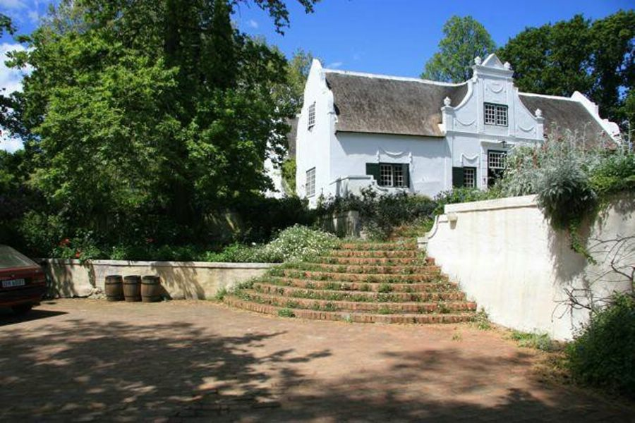 The Feature Film The Last Face was shot on location at Midnight the Garden in Somerset West