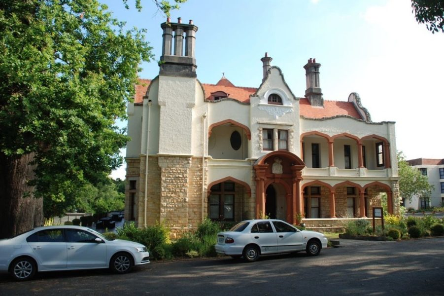 Schoenstatt one of the top film locations in Cape Town managed by Shoot my House