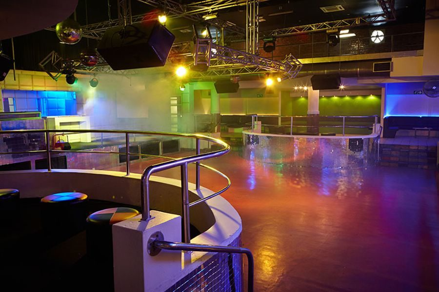 Commercial Film Location at Saturday Night Fever Night Club Lansdowne Cape Town