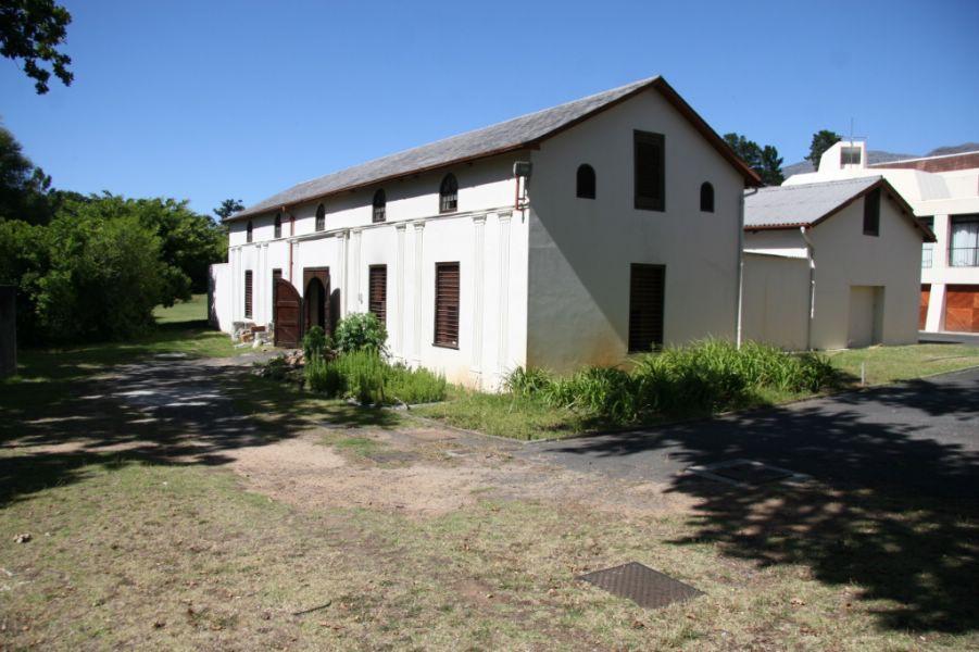 A Barn at the historic Schoenstatt Estate in Constantia Cape Town