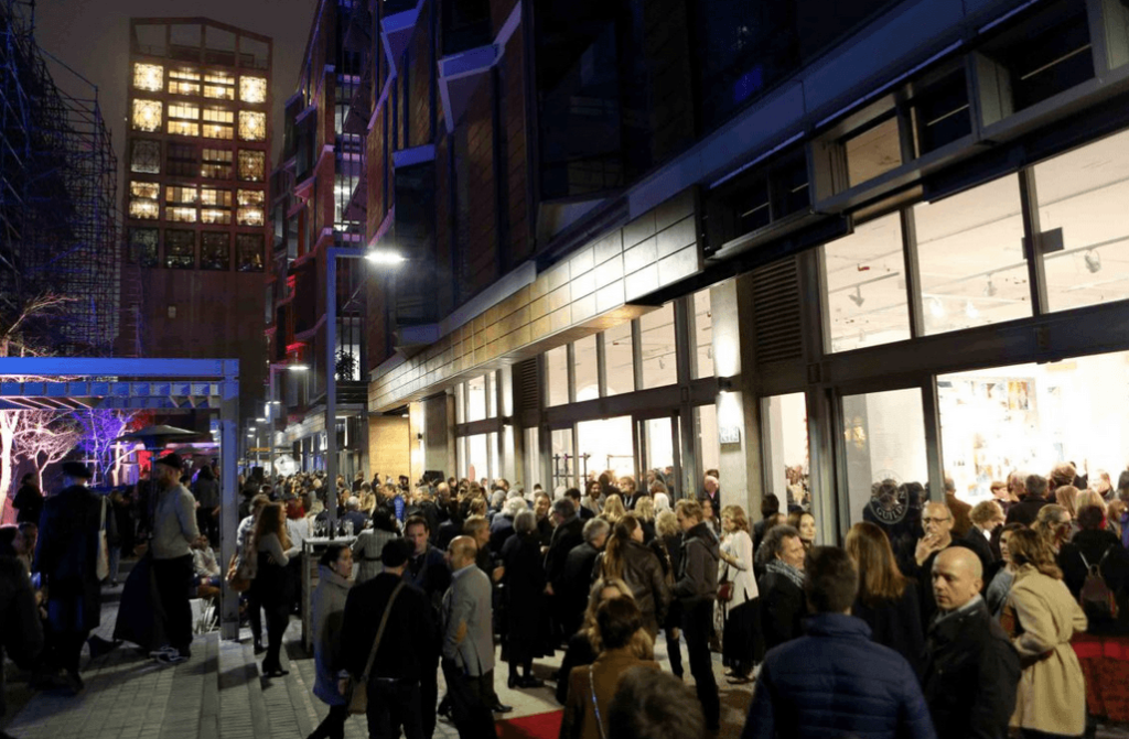 Opening Party at The Guild – Silos District – Cape Town