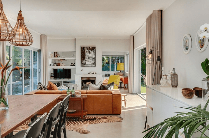 Tres Chic: Example of how to Declutter and Simplify Your Home Effectively