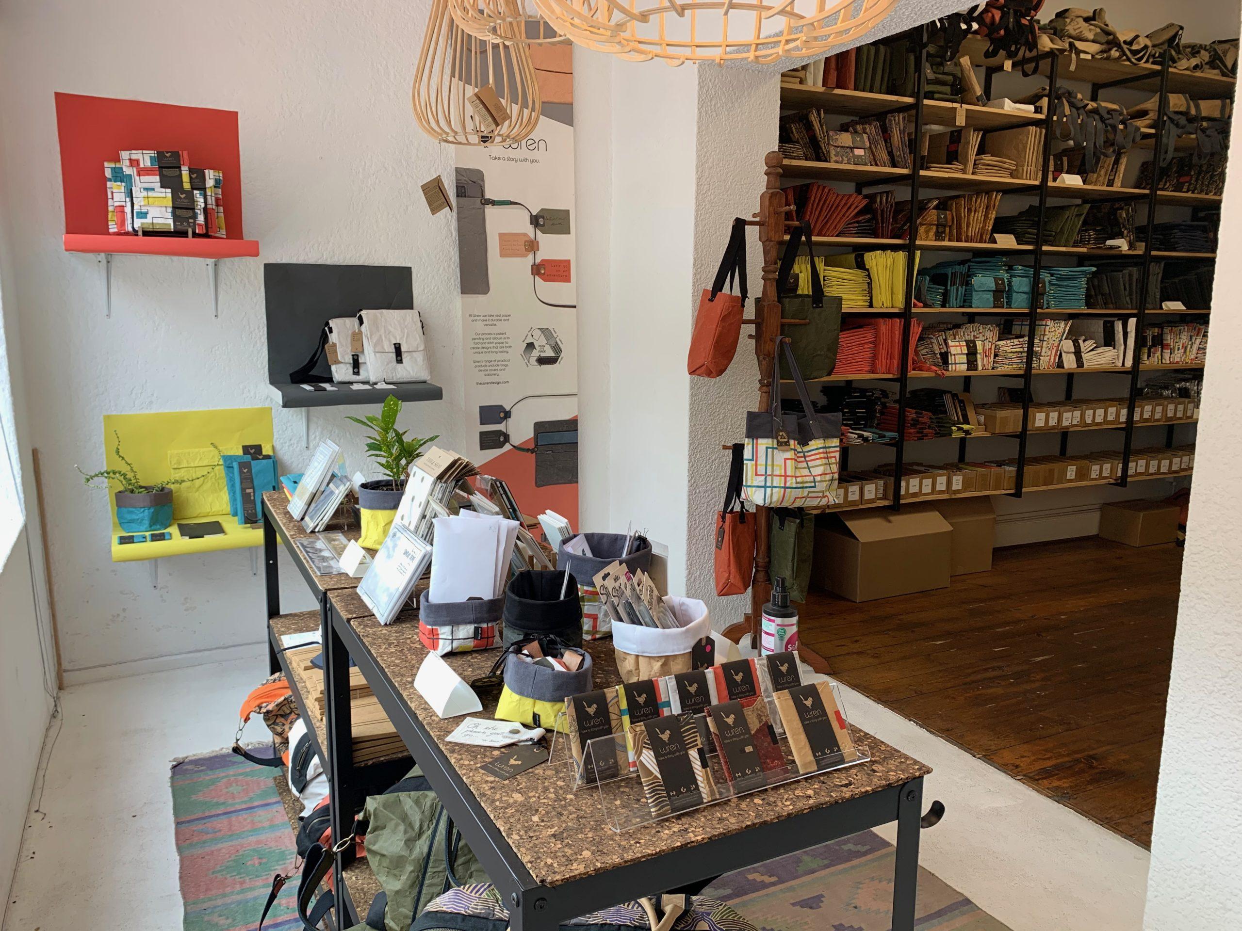 Wren creative studio and workshop